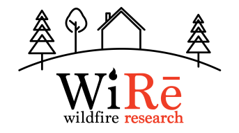 Wildfire Research (WiRe) logo